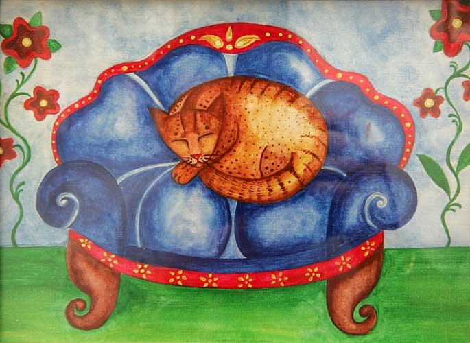 gatto-acquerello-20x30-2007