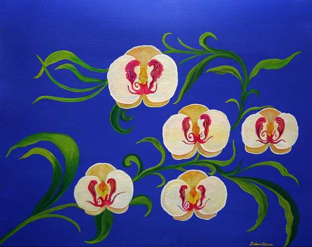 orchidee_40x30_acrilico-su-tela_2008-venduto