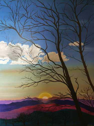 paesaggio-toscano_50x70_acrilico-su-tela_2008-venduto